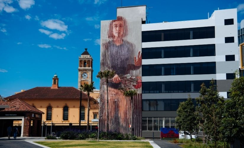 Image © Fintan Magee, The Big Picture Fest and Lee Illfield Photography.